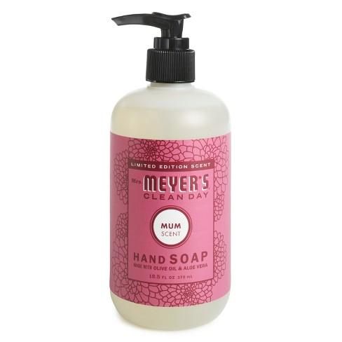Mrs. Meyer's® Mum Hand Soap - 12.5oz - image 1 of 3