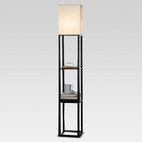 Shelf Floor Lamp Threshold Target