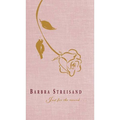 Barbra Streisand - Just for the Record (CD)