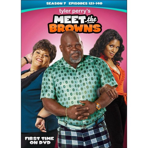 Tyler Perry's Meet the Browns: Season 7 [3 Discs] - image 1 of 1
