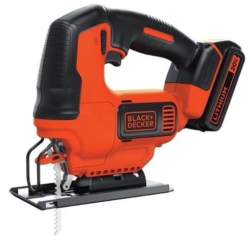 Black & Decker BDCJS20C 20V MAX Cordless Jig Saw - image 1 of 4