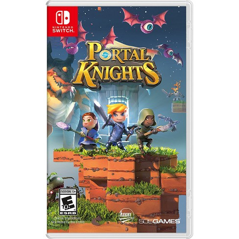 portal knights how to join local game