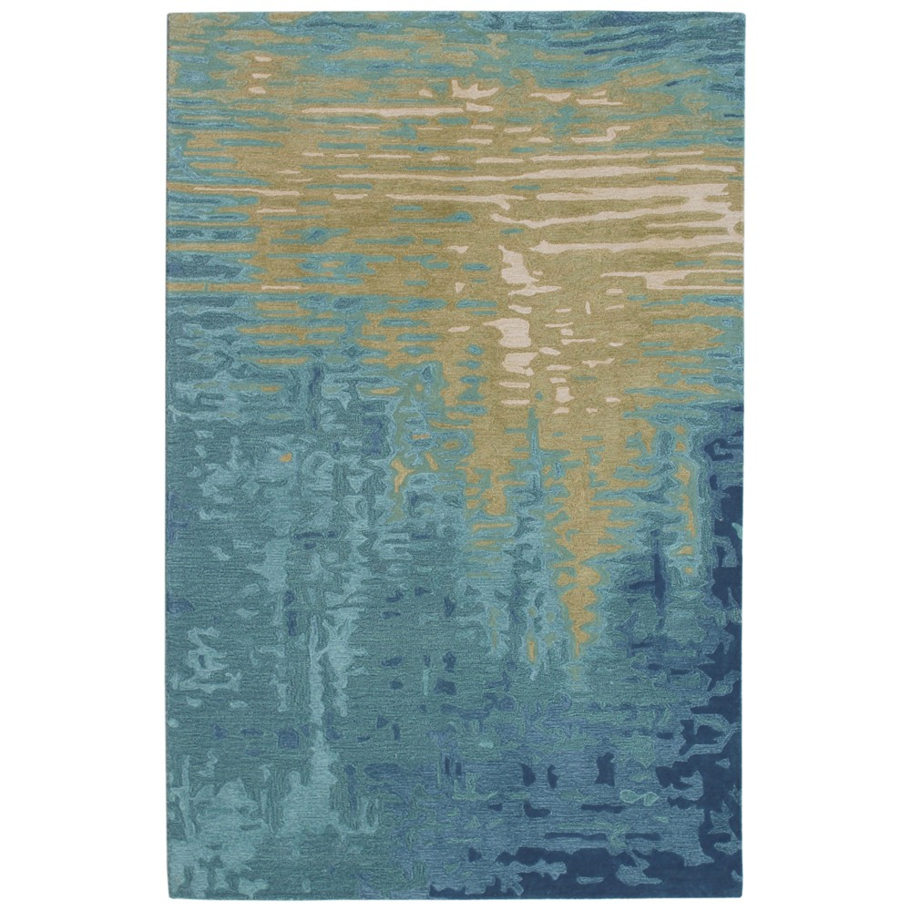 """Image of """"8'3""""""""X11'6"""""""" Galaxy Tufted Area Rug Blue - Liora Manne"""""""