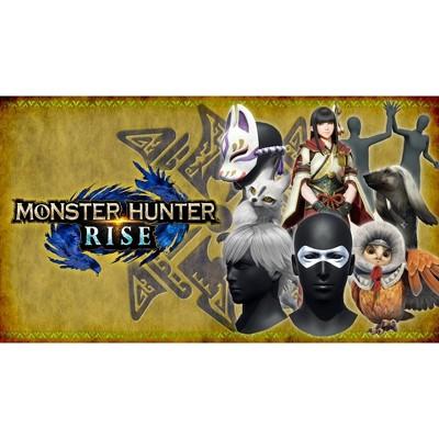 Monster Hunter Rise DLC Pack 1 - Nintendo Switch (Digital)