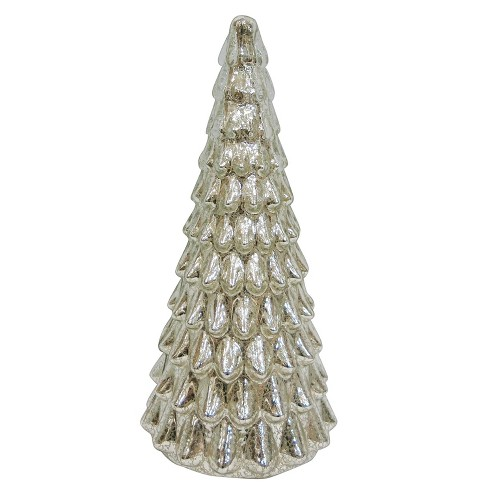 about this item - Mercury Glass Christmas Decorations
