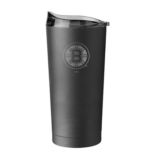 new product 15d86 10160 NHL Boston Bruins 20oz Premier Black Matte Tumbler : Target