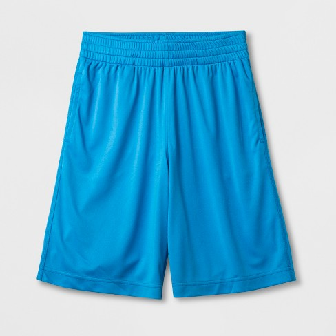 Boys' Active Shorts - Cat & Jack™ Blue XL - image 1 of 2
