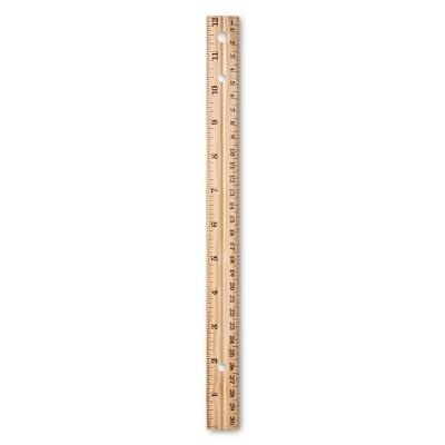 """12"""" Wood Ruler - Up&Up™"""