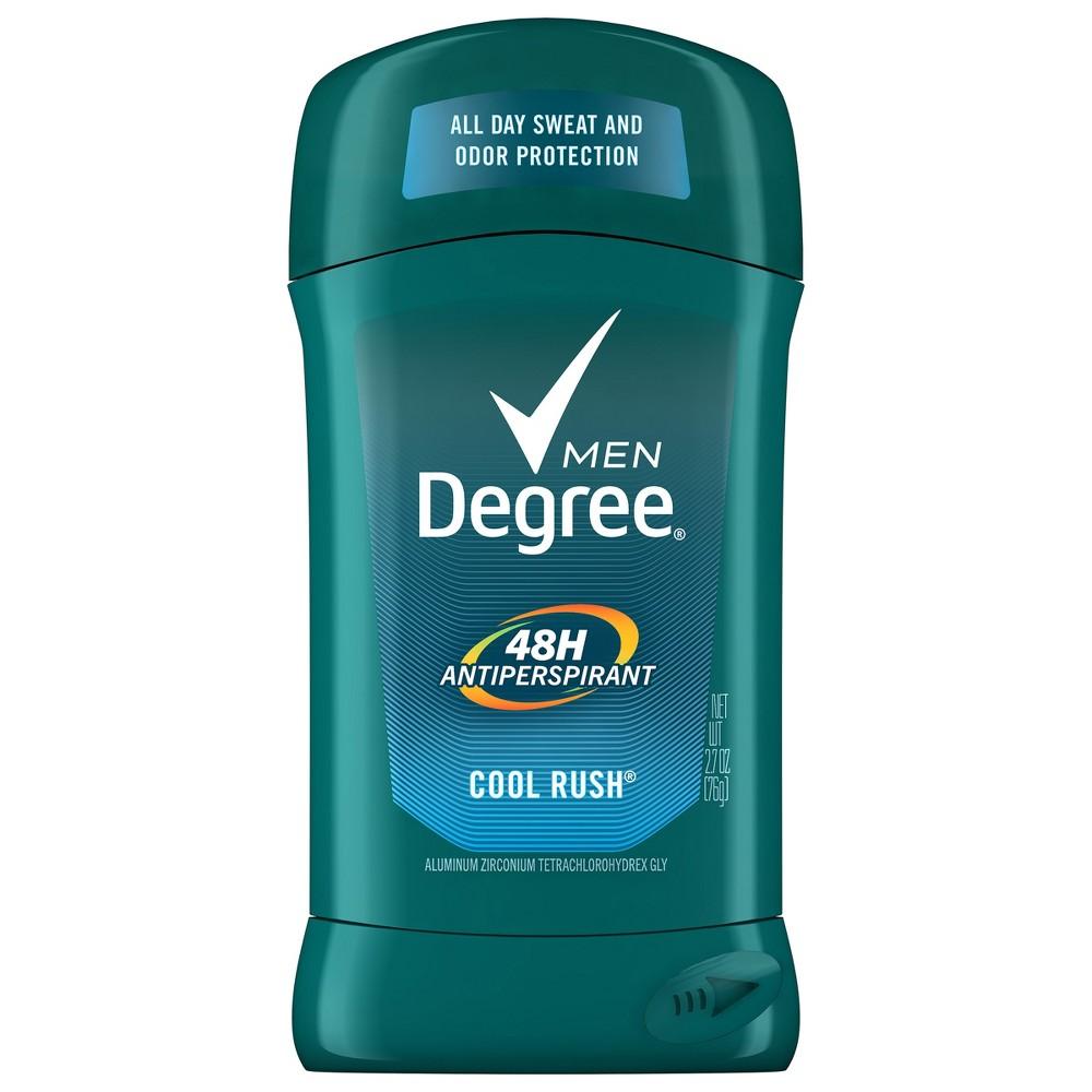 Image of Degree Cool Rush Antiperspirant Deodorant - 2.7oz