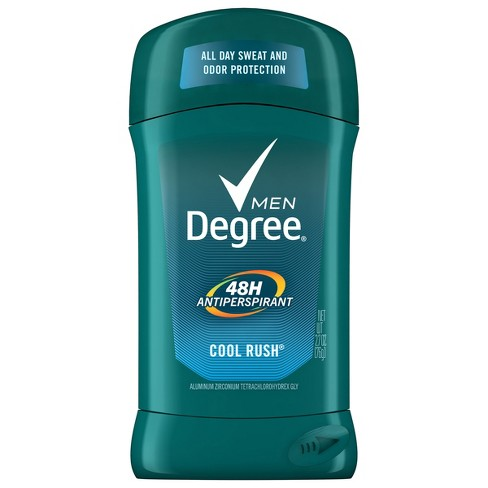 Degree Men 48-Hour Cool Rush Antiperspirant & Deodorant Stick - 2.7oz - image 1 of 3