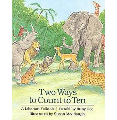 Two Ways to Count to Ten (Reprint) (Paperback) (Ruby Dee) - image 1 of 1