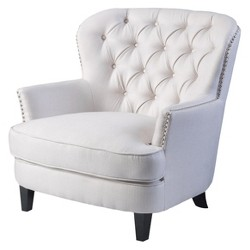 Tafton Tufted Club Chair - Christopher Knight Home