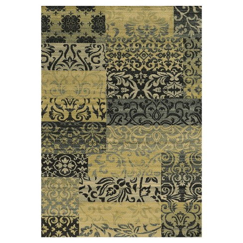 Rizzy Home Sorrento Collection Area Rug - image 1 of 2