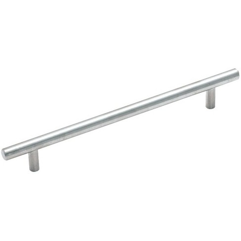 """Amerock BP19012 Bar Pulls Stainless Steel 7-9/16"""" Center to Center Bar Cabinet Pull - image 1 of 4"""