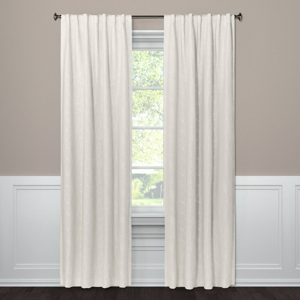 Blackout Curtain Panel 84 Threshold 8482