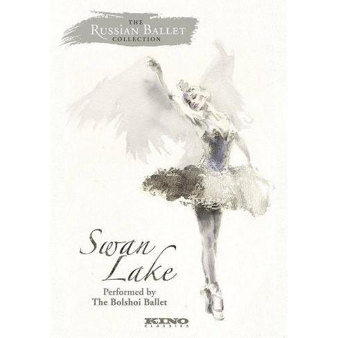 Bolshoi Ballet: Swan Lake (DVD) - image 1 of 1