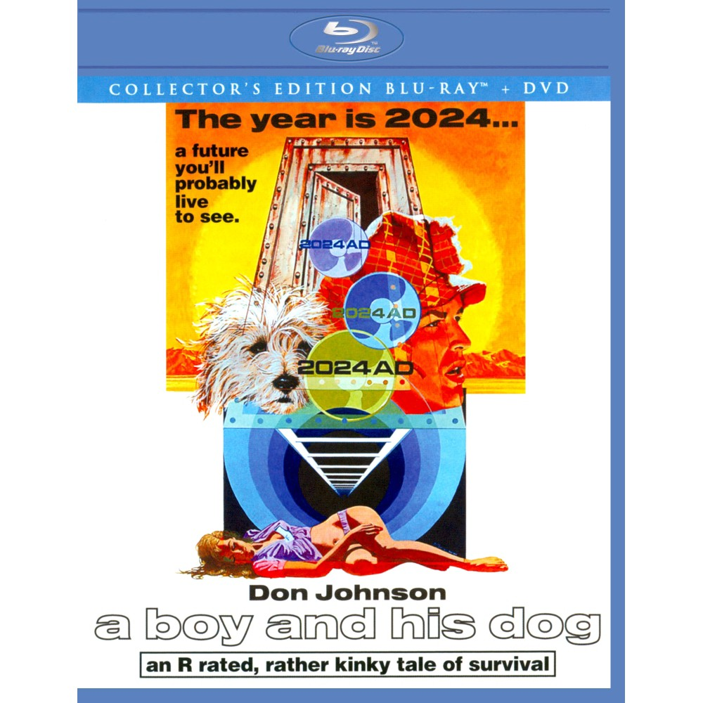 Boy And His Dog (Collector's Edition) (Blu-ray)