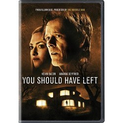 You Should Have Left (DVD)