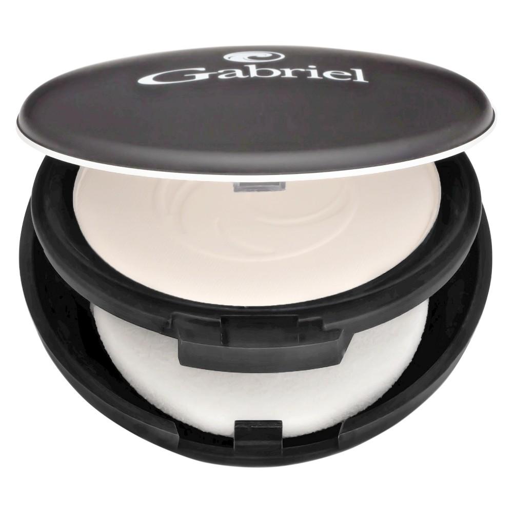 Image of Gabriel Cosmetics Dual Powder Foundation - Extra Light Beige, Size: .32oz