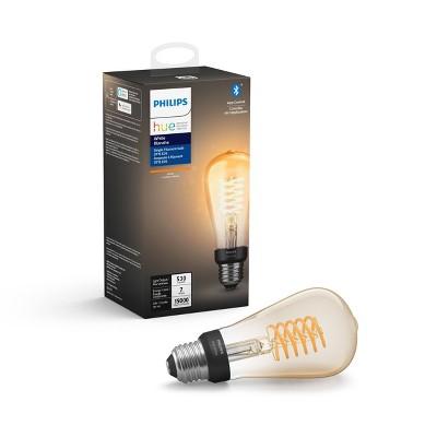 Philips Hue Filament LED Bulb ST19 Bluetooth