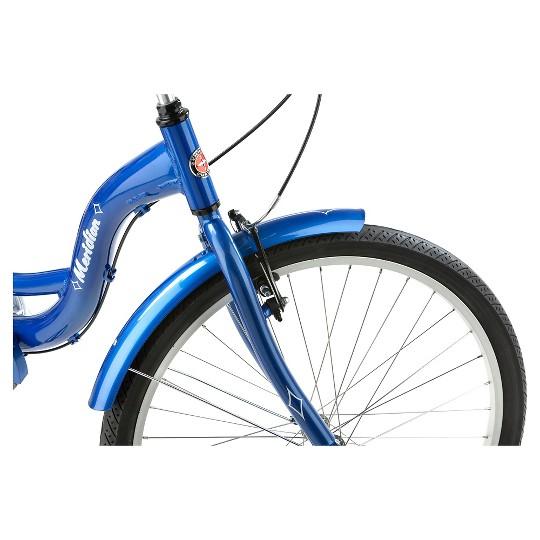 """Schwinn Adult Meridian 26"""" 3-Wheel Bike - Blue image number null"""