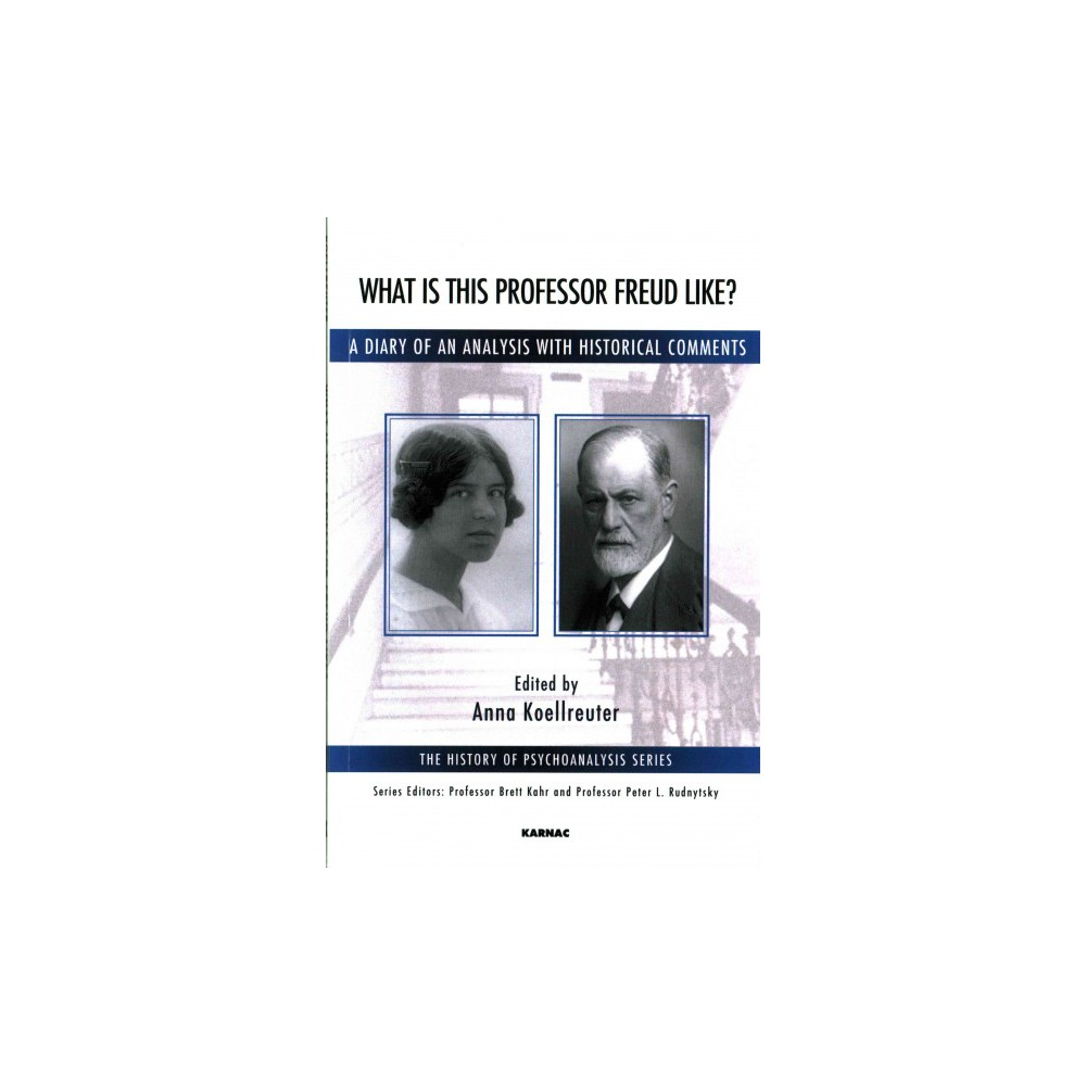 What Is This Professor Freud Like? : A Diary of an Analysis With Historical Comments (Paperback)