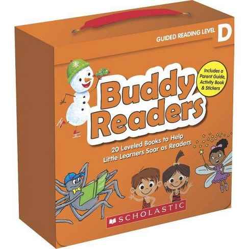 Buddy Readers: Level D (Parent Pack) - by  Liza Charlesworth (Mixed Media Product) - image 1 of 1