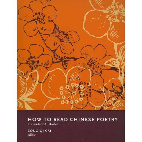 How to Read Chinese Poetry - (How to Read Chinese Literature) (Paperback) - image 1 of 1