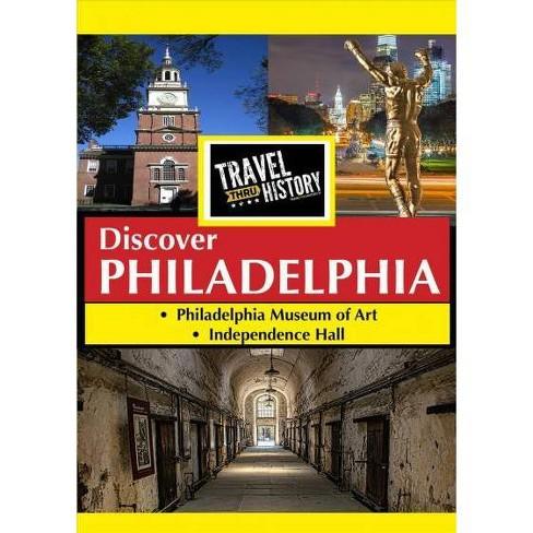 Travel Thru History: Philadelphia (DVD) - image 1 of 1