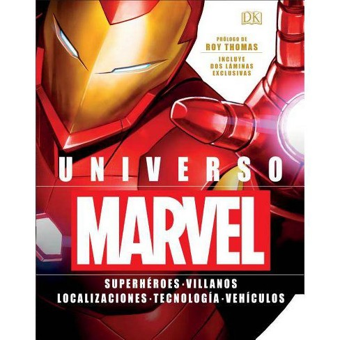 Universo Marvel - by  Adam Bray (Hardcover) - image 1 of 1