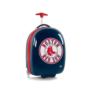 "MLB Boston Red Sox 18"" Kids' Spinner Wheels Suitcase"