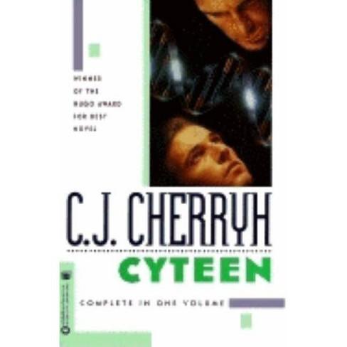 Cyteen - by  C J Cherryh (Paperback) - image 1 of 1