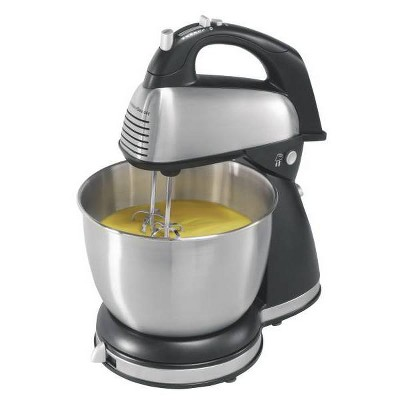 Hamilton Beach 6-Speed Classic Hand Mixer - Black