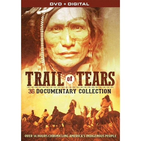 Trail of Tears: 36 Documentary Collection (DVD) - image 1 of 1