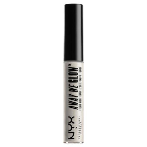 NYX Professional Makeup Away We Glow Liquid Highlighter - image 1 of 4