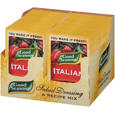 How to make homemade good seasons italian dressing mix