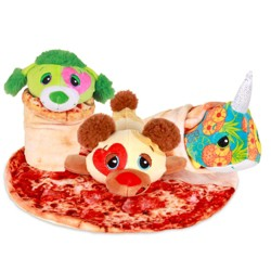 Cutetitos Pizzaitos – Surprise Stuffed Animals- Collectible Scented Plush – Series 5