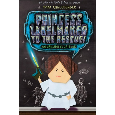Princess Labelmaker to the Rescue! (Hardcover) - image 1 of 1