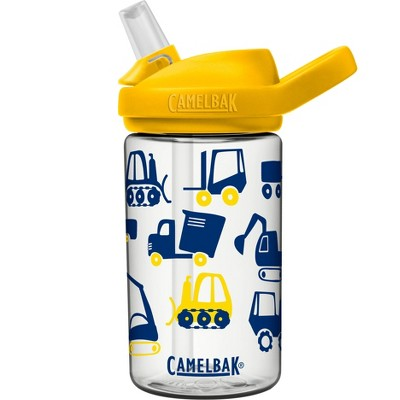 CamelBak Eddy+ 14oz Kids' Water Bottle - Construction