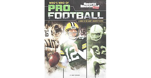 Who's Who of Pro Football : A Guide to the Game's Greatest Players (Library) (Andy Rogers) - image 1 of 1