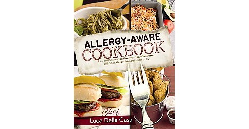 Fearless Food : Allergy-free Recipes for Kids -  by Katrina Jorgensen (Paperback) - image 1 of 1