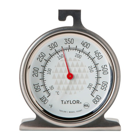 Taylor Ambient Oven/Grill Temperature Thermometer - image 1 of 3