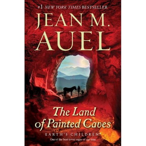 The Land of Painted Caves: Earth's Children (Book Six) (Paperback) - image 1 of 1