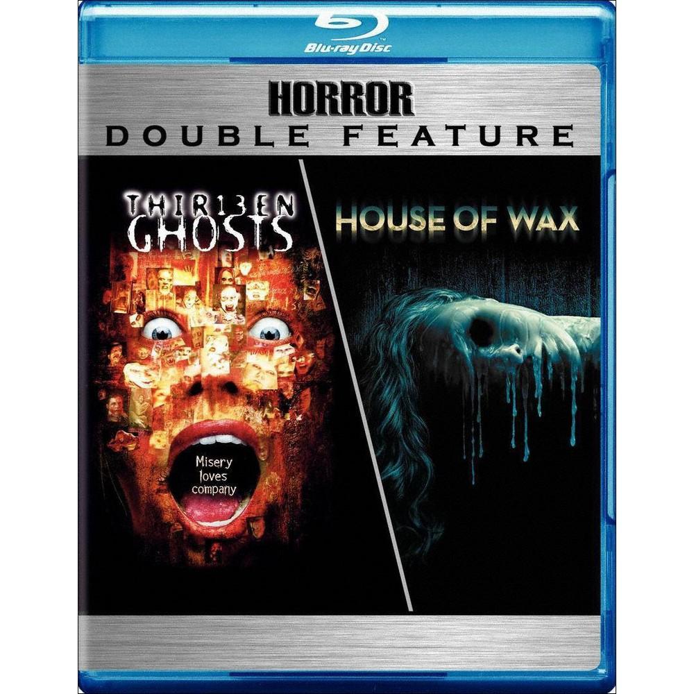 Thirteen Ghosts/House Of Wax (Blu-ray)