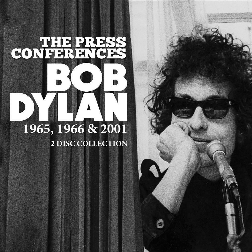 Bob Dylan - Press Conferences:Bob Dylan (CD)