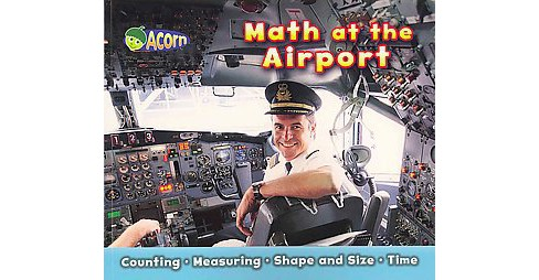 Math at the Airport (Paperback) (Tracey Steffora) - image 1 of 1
