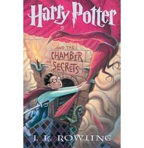 Harry Potter and the Chamber of Secrets (Hardcover) by J. K. Rowling - image 1 of 1