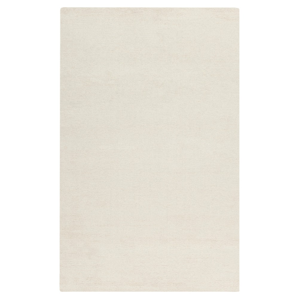 Cream (Ivory) Solid Tufted Area Rug - (12'X15') - Surya