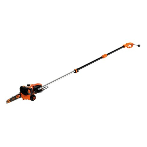 Black & Decker BECSP601 8 Amp 10 in. 2-in-1 Electric Pole Chainsaw - image 1 of 4