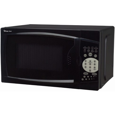 Magic Chef MCM770B 700 Watt 0.7 Cubic Feet Microwave with Digital Touch Controls, Black - image 1 of 3